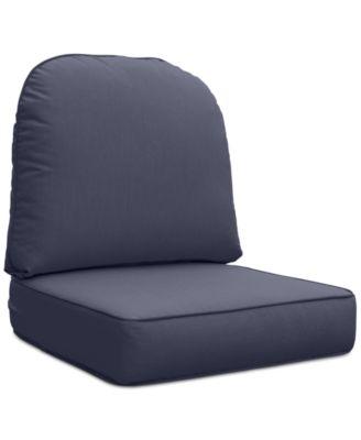 Furniture Monterey U0026 Sandy Cove Outdoor Chair Replacement Sunbrella® Cushion,  Quick Ship   Furniture   Macyu0027s