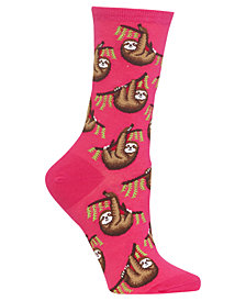 Hot Sox Women's Sloth Socks