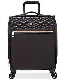 "DKNY Quilted Softside 21"" Upright"