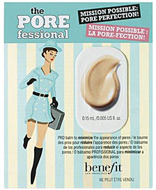 Receive a FREE Benefit Cosmetics POREfessional Sample with any purchase from Select Beauty brands