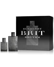 Burberry Men's 2-Pc. Brit Rhythm Gift Set