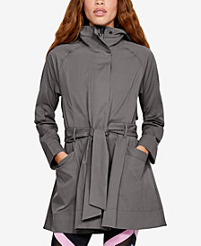 Under Armour Misty Copeland Hooded Trench Jacket
