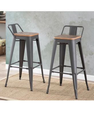 Oregon Bar Stool (Set of 2)