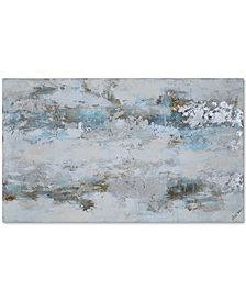 Ren Wil Winter's Grace Canvas, Quick Ship
