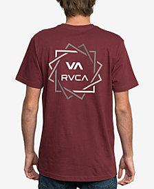 RVCA Men's Blade Logo-Print T-Shirt