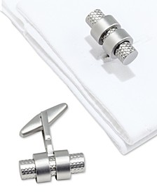 Men's Cylinder Cuff Links