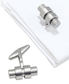 Kenneth Cole Reaction Men's Cylinder Cuff Links