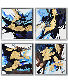 Ren Wil Belgrave 4-Pc. Painting, Quick Ship