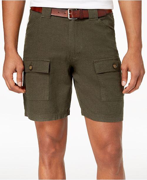 Tasso Elba Men's Matteo Utility Shorts, Created for Macy's