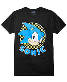 Sonic Men's T-Shirt by Freeze 24-7