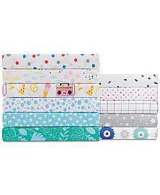 Laura Hart Kids' Printed Microfiber Sheet Set Collection