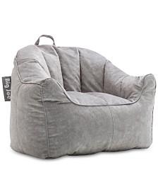 Big Joe Hyde Bean Bag Chair, Quick Ship