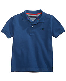 Tommy Hilfiger Cotton Polo, Little Boys