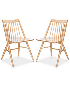 Eldred Dining Chair (Set of 2), Quick Ship