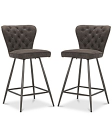 Reska Counter Stool (Set Of 2)