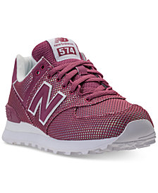 New Balance Women's 574 Mermaid Casual Sneakers from Finish Line
