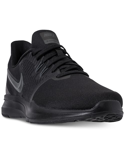 low priced 1fcf5 d8715 ... Nike Women s In-Season TR 8 Training Sneakers from Finish ...