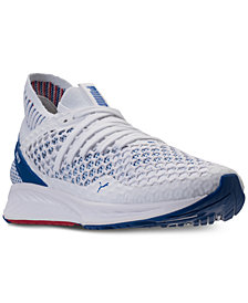 Puma Men's Ignite NETFIT Running Sneakers from Finish Line