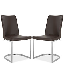 Nulton Side Chair (Set Of 2), Quick Ship