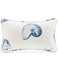 "Beach House 12"" x 20"" Printed Oblong Decorative Pillow"