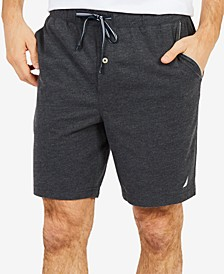 Knit Pajama Shorts