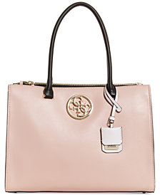 GUESS Ryann Lux Society Shoulder Bag