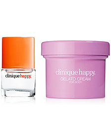 Choose your FREE fragrance, skincare, or makeup duo with $65 Clinique purchase!