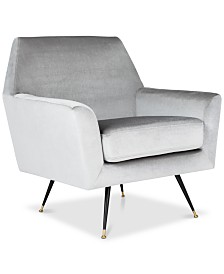 Kassner Accent Chair, Quick Ship