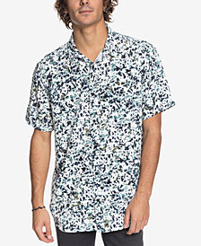 Quiksilver Men's Fata Morgana Printed Shirt