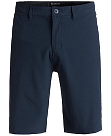 Quiksilver Men's Everyday Chino Stretch Hybrid Shorts