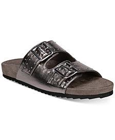 Bar III Mealissa Foodbed Sandals, Created for Macy's