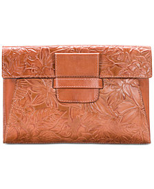Patricia Nash Floral Sarzana Medium Clutch