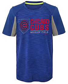 Outerstuff Chicago Cubs Achievement T-Shirt, Little Boys (4-7)
