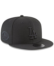 New Era Los Angeles Dodgers Blackout Ultimate Patch Collection 59FIFTY Fitted Cap