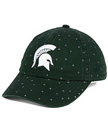Top of the World Women's Michigan State Spartans Starlight Adjustable Cap