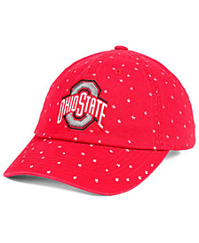 Top of the World Women's Ohio State Buckeyes Starlight Adjustable Cap
