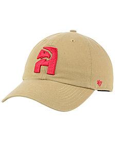 '47 Brand Atlanta Hawks Mash Up CLEAN UP Cap