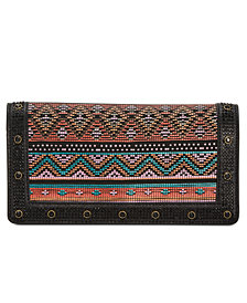 I.N.C. Faany Tribal Clutch, Created for Macy's