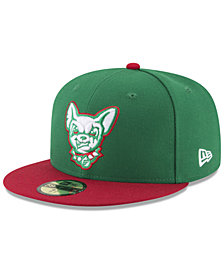 New Era EL Paso Chihuahuas AC 59FIFTY FITTED Cap