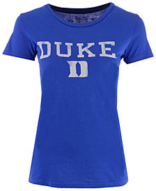Retro Brand Women's Duke Blue Devils Vintage Heather T-Shirt