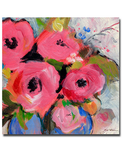 Sheila Golden 'Bouquet in Pink' 35