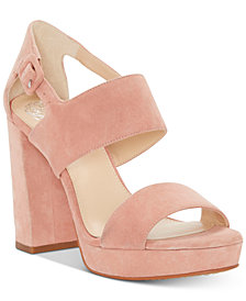 Vince Camuto Jayvid Platform Dress Sandals
