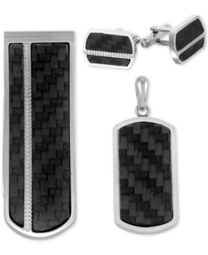 Men's 3-Pc. Set Carbon...