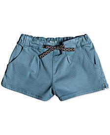 Roxy Pull-On Shorts, Big Girls