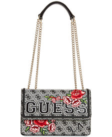 GUESS Vikky Signature Crossbody