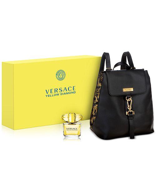 7e9762965349 Versace 2-Pc. Yellow Diamond Gift Set   Reviews - All Perfume ...