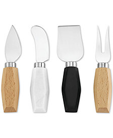 Lenox Platform Cheese Knives Set of 4