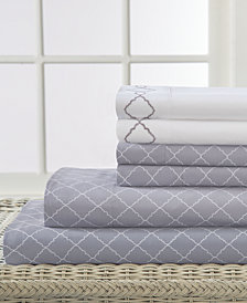 Elite Home Revina 6-Pc. King Sheet Set