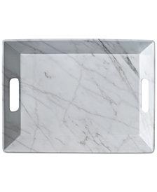 TarHong Carrara Handled Tray