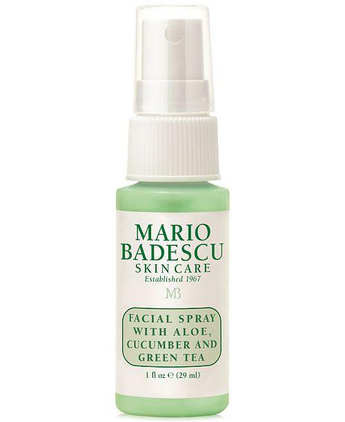 Mario Badescu Receive A Free Deluxe Facial Spray With Aloe